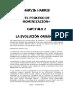 (ebook - ESP - ANTROPOLOGIA) Harris, Marvin - El proceso de hominización (capp. 2-5)