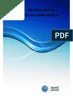 Metodologia da Prática do Ensino Musical V