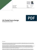 CHH LVL Portal Frame Design Example_Sept 2008