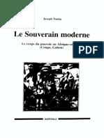 Le Souverain Moderne _ Le Corps Du Pouvoir en Afrique Centrale (Congo, Gabon) ( PDFDrive ) (1)