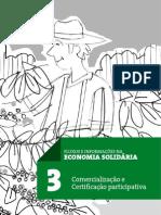 Cartilha Economia Solidária nº3