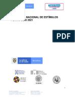 Instituto Colombiano de Antropología e Historia – ICANH Estímulos 2021