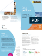 Guide Conception Des Locaux en Boulangérie