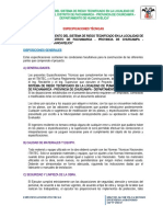 ESPECIFICACIONES TECNICAS PUMARANRA LISTO