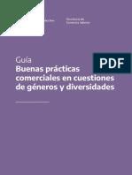 Nueva Guía de Buenas Prácticas Comerciales en Cuestiones de Géneros y Diversidades