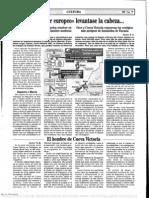 1994-07-31 - Si El Primer Europeo Levantase La Cabeza