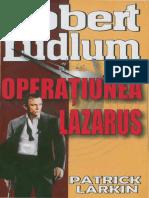 Robert Ludlum Operatiunea Lazarus