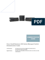 SG300 Administration Guide