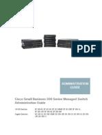 SG300 Administration Guide