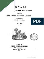 TAPARELLI_1846_ Sulla Preghiera Cattolica Considerata in Ordine Alla Civiltà de'Popoli_(AnScRel s2 v3)_46p