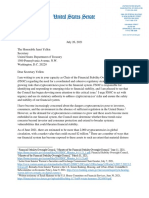 FSOC Crypto Letter 07.26.2021