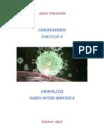 CORONAVIRUS SARS-COV-2 PROFILASSI