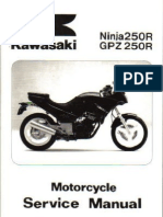 Kawasaki Ninja   Carburetor   Motorcycle