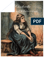Cinderella, by Jacob and Wilhelm Grimm