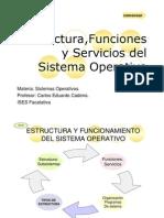 Sistemas operativos 1er corte ISES