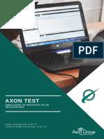 Brochure Axon Test 2