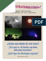 Sobre Los Extraterrestres