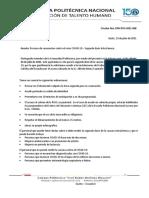 Circular No. EPN-DTH-2021-008