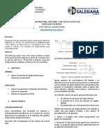 Informe de Sintonización Ziegler-Nichlos PID