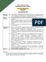 Proyecto 1 Interdisciplinar 2do BGU Humanistico CONDENSADO (3)
