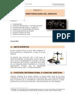 Tema Nº 3 Extraterritorialidad del Derecho