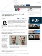 AOL - Members of Aleitheia Bible Church in Wisconsin Charged With Abusing Infants
