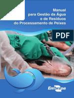 Manual Gestão Água e Resid processs Pescado 2020