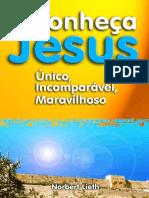 Livro Conheca Jesus