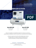 Catalogo Compresores de Piston Link