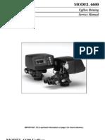 6600 UF Service Manual