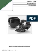 6700 DF Service Manual