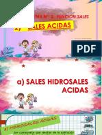 2) SALES ACIDAS (HIDROSALES Y OXISALES) (1)