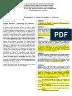 Avaliação Legislação e Normas SMS - Documentos Google