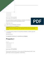 Evaluación Unidad 1 - Redes Negocios Internacionales