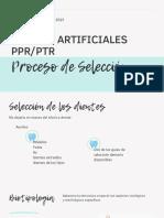 Seleccion de Dientes en PPR y PTR