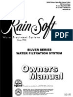 Rainsoft Silver Series