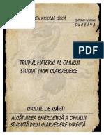 Eugen Nicolae Gisca Trupul Materic