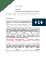 Norma Oficial Mexicana para jamón