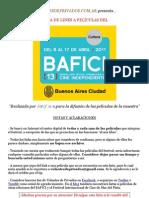 Links Bafici 2011 - Act. 28-3