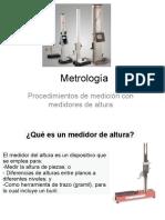 MEC13-Medición con medidor de altura