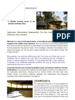 Anaconda Cosmica Invitation English