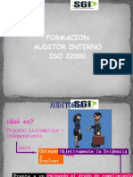 Auditor Interno ISO22000