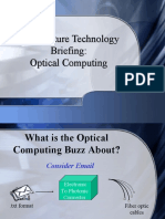 Optical Computing Technology