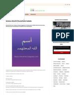 Ismou ALLAU Ouverture Totale - Les-Asrars_1626943959739