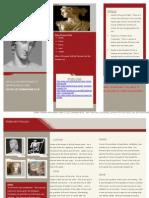 Roman Mythology Brochure
