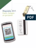 Deloite Hospitality 2015 parte 1
