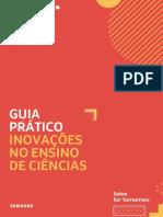 Guia Pratico Inovacoes No Ensino de Ciencias