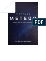 Discover Meteor(Tom Coleman)