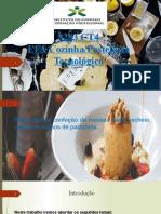 EFA Cozinha e Pastelaria