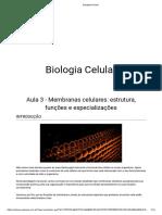 BIOLOGIA AULA 03